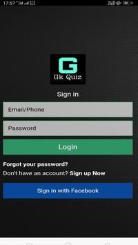 GK Quiz 2019 poster