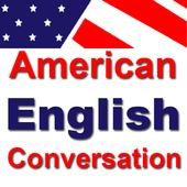 American English Conversation icon