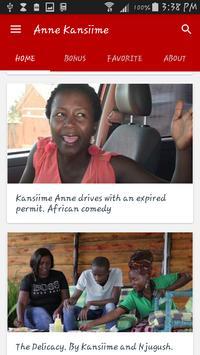 Kansiime Anne - Funny Uganda Comedy Video App screenshot 2