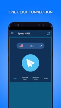 Speed VPN poster