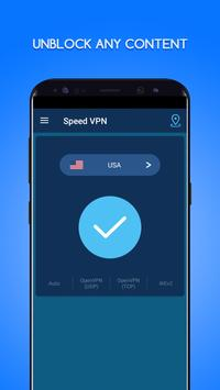 Speed VPN screenshot 1