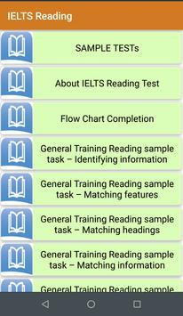 IELTS Sample Tests screenshot 1
