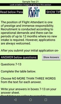 IELTS Sample Tests screenshot 3