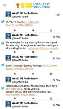 WAMC screenshot 4