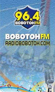 Radio Bobotoh Fm poster