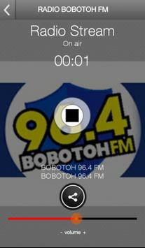 Radio Bobotoh Fm screenshot 2