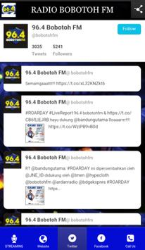 Radio Bobotoh Fm screenshot 4