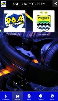 Radio Bobotoh Fm screenshot 9