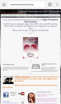 FrancophoneCbco screenshot 5