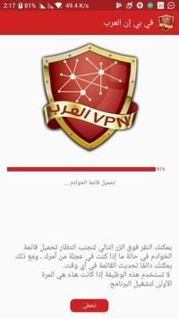 في بي ان العرب poster