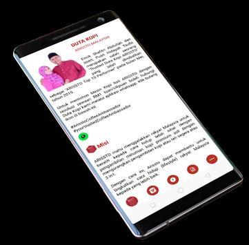 MESIN KOPI RM1 - CA ARISSTO screenshot 6
