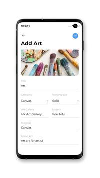 Art-Book App постер
