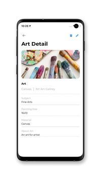 Art-Book App स्क्रीनशॉट 2