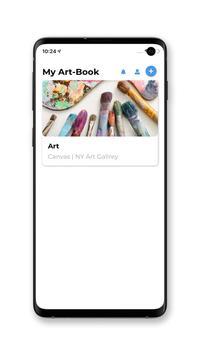 Art-Book App स्क्रीनशॉट 3