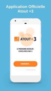 Atout +3 poster