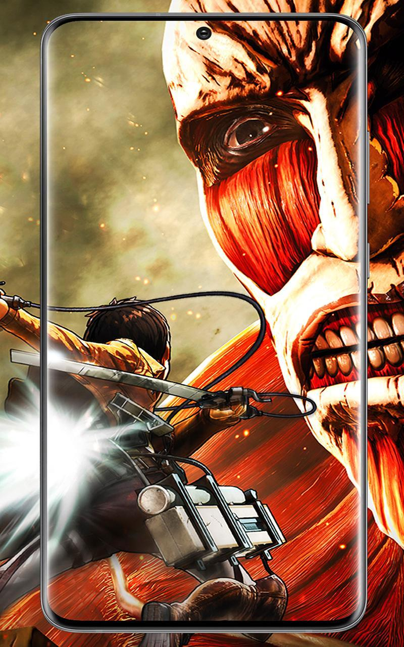 Attack On Titan 4k Wallpapers For Android Apk Download