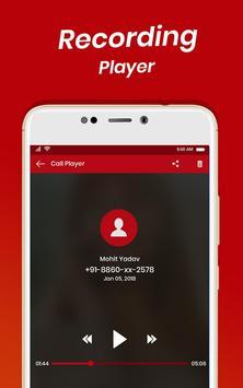 Auto Call Recorder Lite screenshot 3