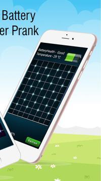 Solar Battery Charger Prank screenshot 2