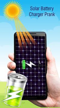 Solar Battery Charger Prank screenshot 3