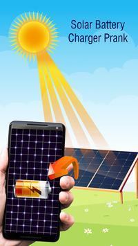 Solar Battery Charger Prank screenshot 4