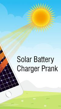 Solar Battery Charger Prank screenshot 6