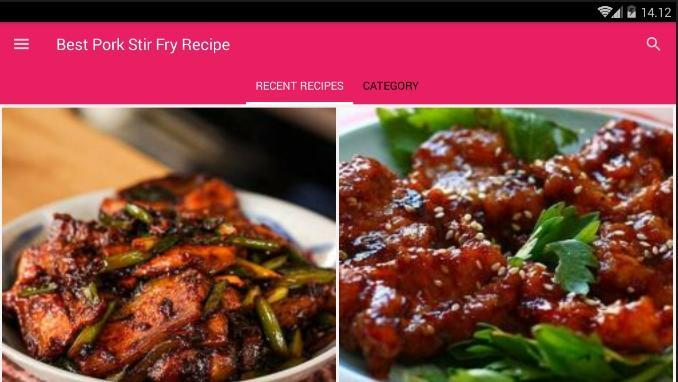 Best Pork Stir Fry Recipes poster