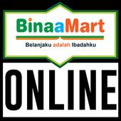 Binaa Mart Online icon