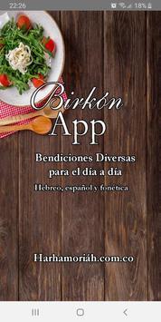 Birkon App poster