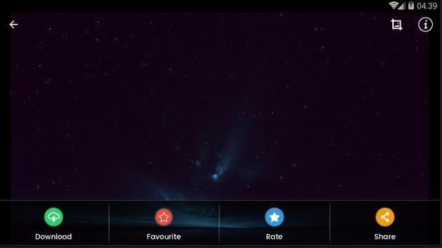 Black Aurora Wallpaper HD screenshot 11