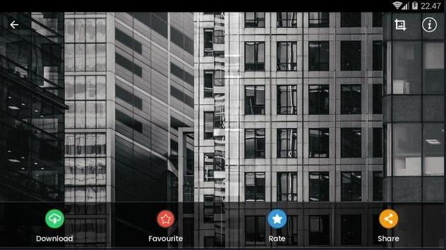 Black Architecture Wallpaper HD screenshot 8