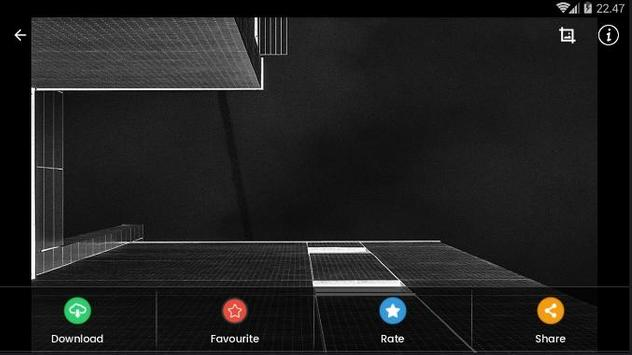 Black Architecture Wallpaper HD screenshot 13