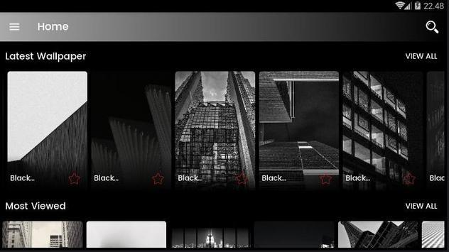 Black Architecture Wallpaper HD screenshot 10