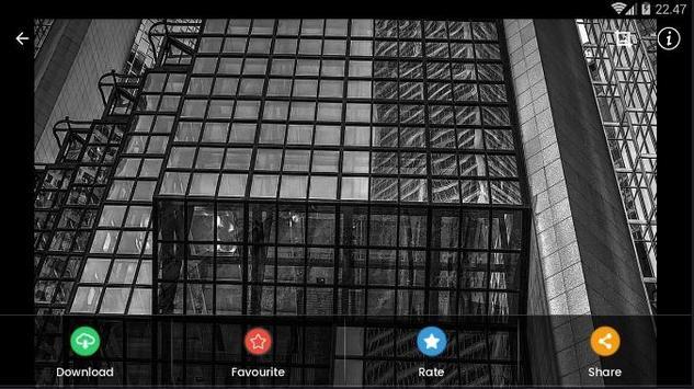 Black Architecture Wallpaper HD screenshot 12