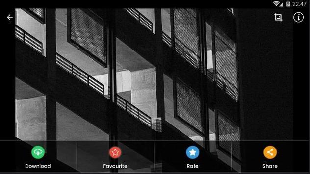 Black Architecture Wallpaper HD screenshot 14
