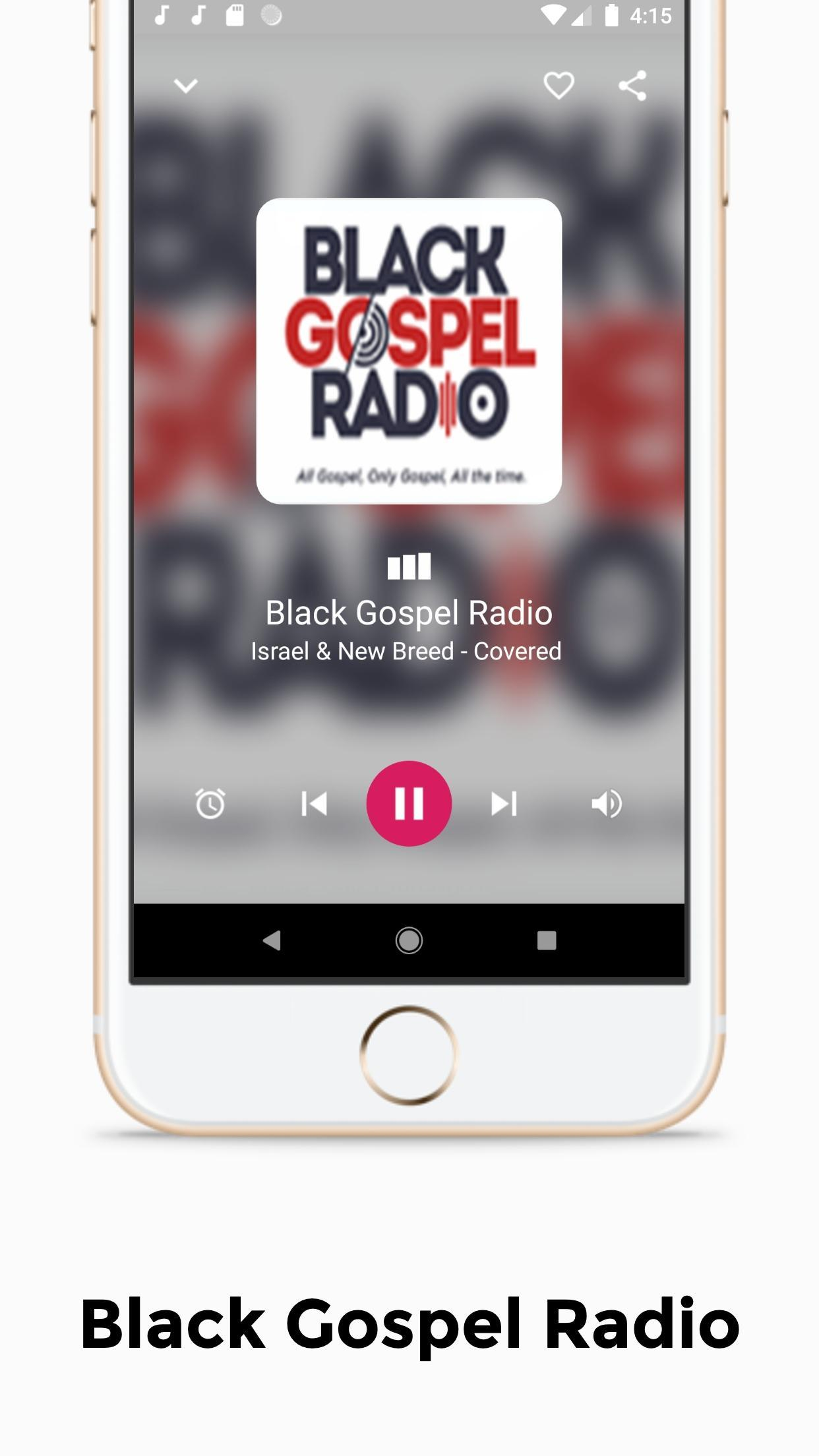 Black Gospel Radio Music Station Free for Android - APK Download