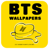 BTS Wallpaper With Love-icoon