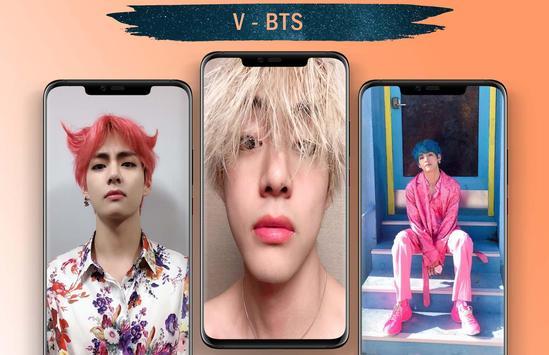 BTS Wallpaper With Love screenshot 4