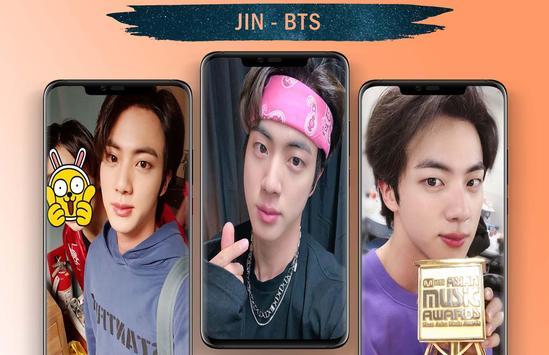 BTS Wallpaper With Love screenshot 5