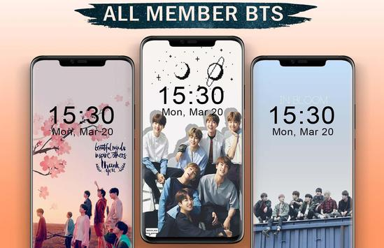BTS Wallpaper With Love-poster