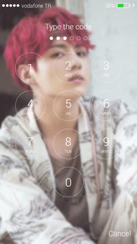 BTS Lock Screen screenshot 1