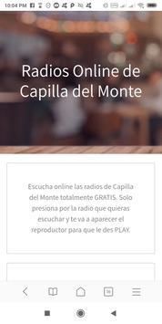 Capilla del Monte screenshot 3