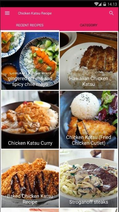 Chicken Katsu Recipes poster