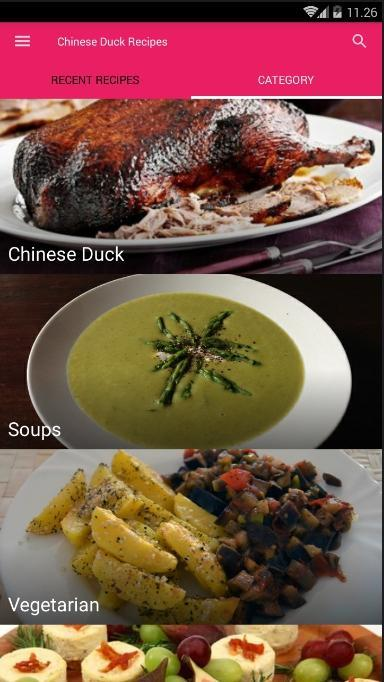 Chinese Duck Recipes poster