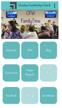 Christian FreeWorship Church screenshot 1