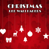 Christmas Red Wallpaper icon