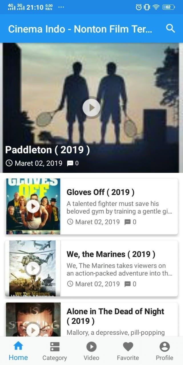 Cinema Indo - Nonton Film Online Full HD Gratis !! for Android - APK  Download
