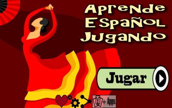 Aprende español jugando