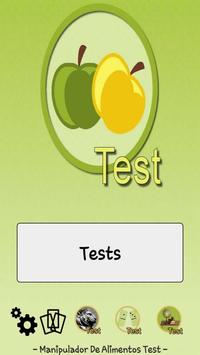 Manipulador De Alimentos Test screenshot 8