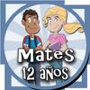 Matemáticas 12 años أيقونة