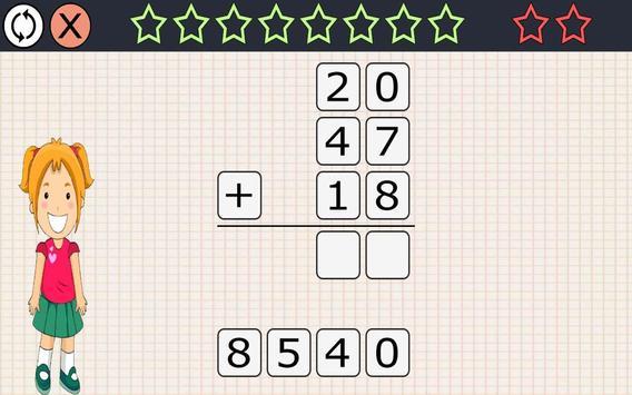 Matemáticas 6 años screenshot 11